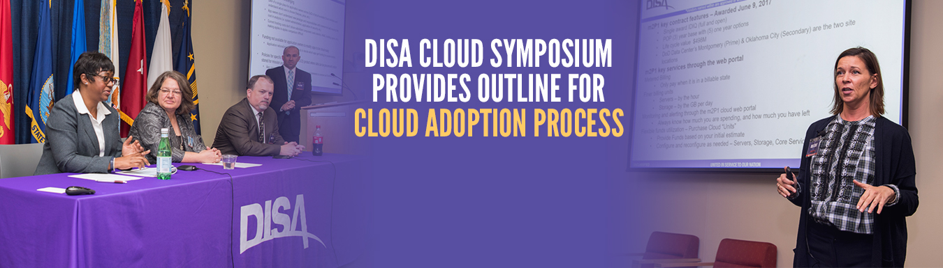 Disa Cloud Symposium